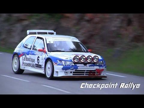 - Rallye Grasse Fleurs & Parfums 2015 - Es 01 les 3 Ponts -
