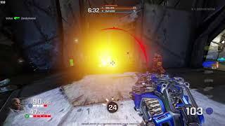 Quake Champions. Побоище / bloodbath . 4-е место
