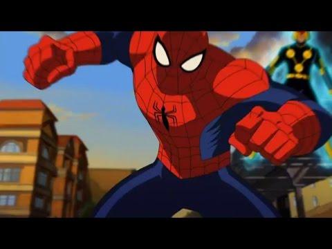 Великий Человек-паук -  В ажуре - Сезон 1, Серия 14 | Marvel