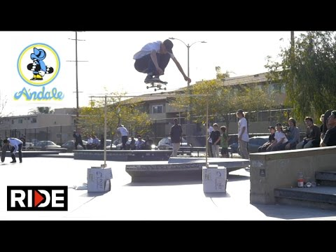 Sewa Kroetkov, Joey Brezinski, & More at Ańdale Super High Ollie 420 - Stoner Plaza