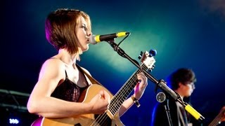 Emily Burns - Plasters, Glitter and Glue at T in the Park 2013