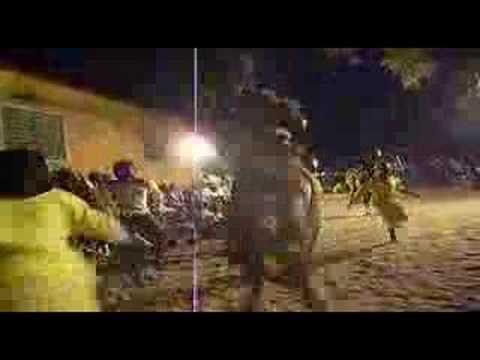 Sabar dance in Senegal