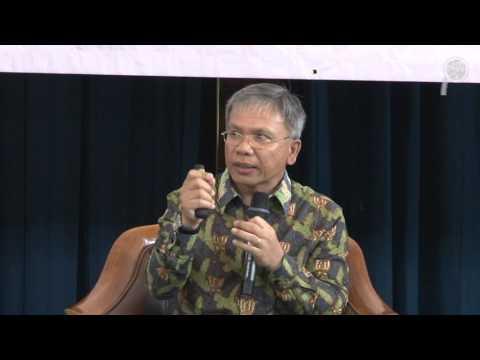 Kuliah Umum Albert Simanjuntak - Presiden Direktur PT. Chevron Pacific Indonesia