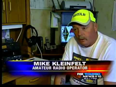 Amateur Radio Demonstrations