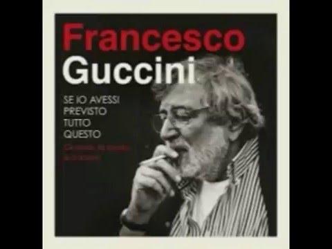 Francesco Guccini - Non Bisognerebbe