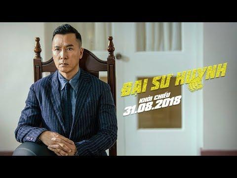 Big Brother (Đại Sư Huynh) I Official Trailer #2 [Khởi chiếu 31.08]