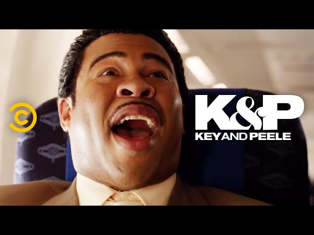 The Continental Breakfast Guy Goes on an Airplane - Key & Peele thumbnail