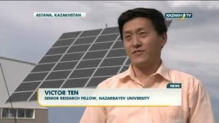 Kazakhstan in transition to green economy
