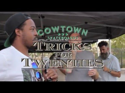 Cowtown's Tricks for Twenties 2016 Presented by Pro-Tec