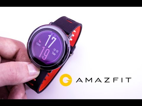 Xiaomi Amazfit Pace Smartwatch - Review