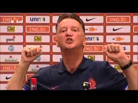 Louis van Gaal zal juichen, juichen, juichen!