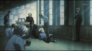 L - Death Note - Escena OVA 2