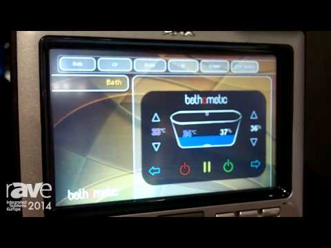 ISE 2014: Unique Automation Presents Bathomatic Automation System With 3D Wall Switch