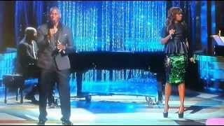 Gospel - Tyrese Gibson & LeAndria Johnson Duet - A Song For You