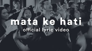 HIVI! - Mata Ke Hati Acoustic Version (Official Lyric Video)