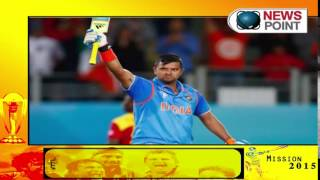 ICC World Cup: Suresh Raina MS Dhoni power India to sixth consecutive win