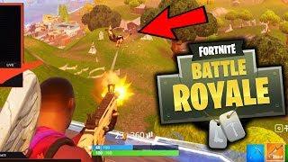BEAMING EVERYONE IN SOLOS!! (Fortnite Battle RoyaleGameplay)