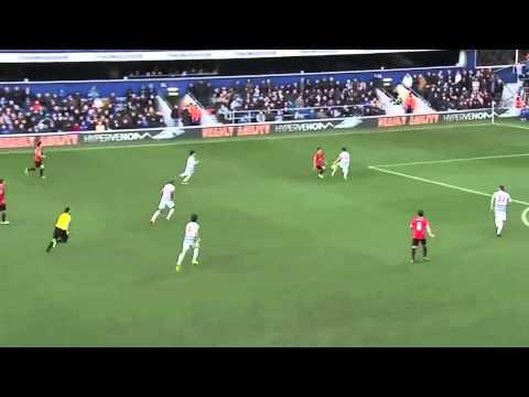 Michael Carrick vs Queens Park Rangers - 17 Jan 2015