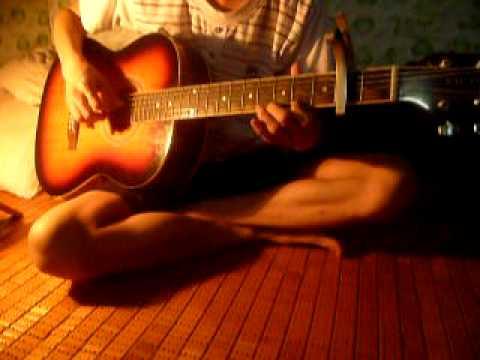 Fly Me To Polaris-guitar video
