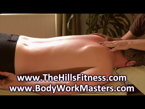 Trigger Point Body Work Technique, HD Back Massage Therapy | Gregory Gorey LMT, Austin Therapist
