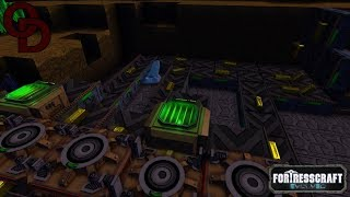 FortressCraft: Evolved - A Better Research Assembler Location - E63
