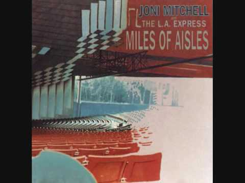 Joni Mitchell - All I Want - Live 1974