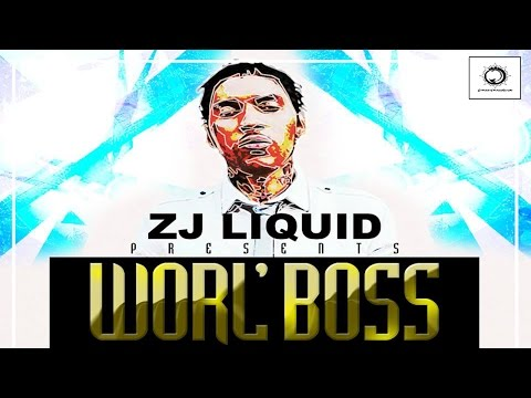 Vybz Kartel - Worl'boss Mixtape | Mixed By Zj Liquid | January 2015 video