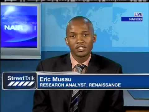 7 December - Kenyan Markets - Eric Musau - Renaissance Capital