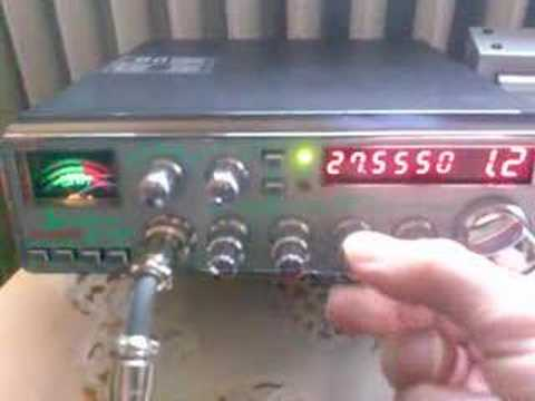 Cobra 200 GTL DX CB / HAM Radio 27.555Mhz