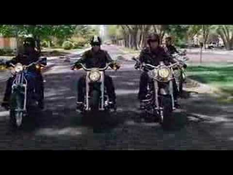WILD HOGS: Dudley Loses It Clip
