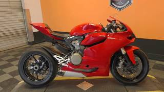 004493   2012 Ducati Panigale 1199 - Used motorcycles for sale