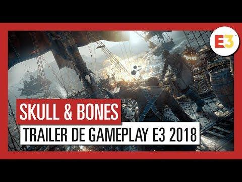 Skull and Bones - Trailer de gameplay E3 [OFFICIEL] VOSTFR HD
