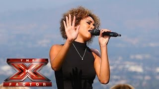 Kiera Weathers shows some love  | Judges Houses | The X Factor 2015