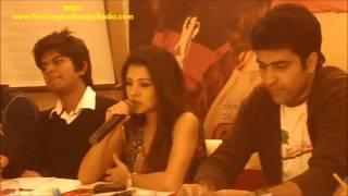 Payel Sarkar: Bangla Movie Bojhena Se Bojhena 2012 Part 2 Full Music Release Coverage