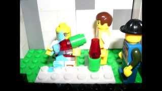 Лего марвел мультики на русском языке