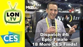 CES 2017 : Dispatch 4 - Dell, Lenovo, HP PCs, Kodak Super 8, Xiaomi Booth Tour & More