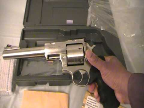 Ruger Super Redhawk 454 Casull Show and Tell