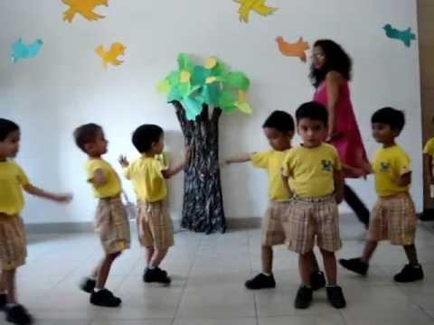 Ek Chidiya Anek Chidiya-performance By Kids Of Parkview School, Gurgaon video