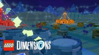 LEGO Dimensions: Adventure Time - Battle Arena (Pillow World - After Dark!)