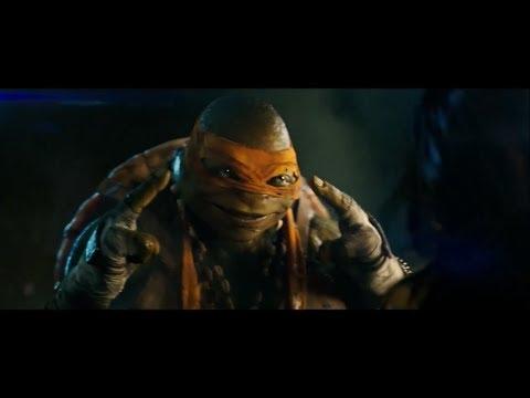 TORTUGAS NINJA MUTANTES - Official Trailer #1 2014