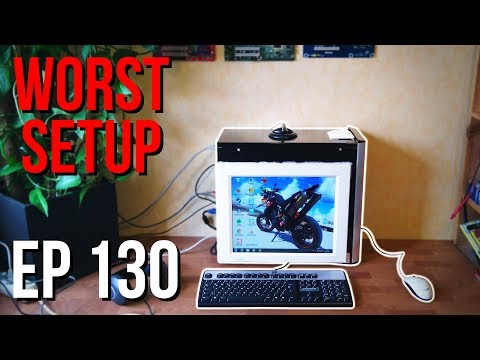 Setup Wars - Episode 130 | Worst Setup Edition