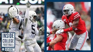 #8 Penn State at #2 Ohio State Preview | Inside College Football