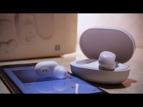 Xiaomi AirDots - самые дешевые беспроводные наушники в стиле Apple