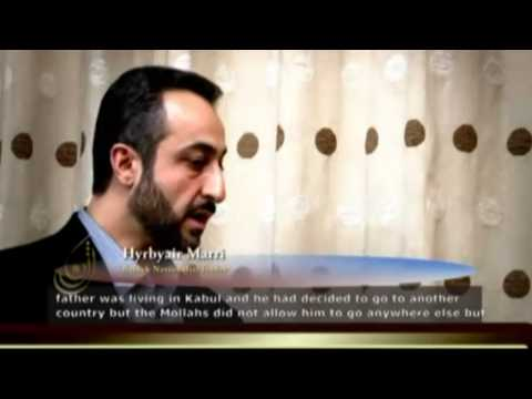 Hyrbyair Marri Baloch interview by H Mobaraki