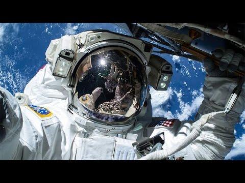 Nuevo paseo espacial por el exterior de la Estación Espacial Internacional