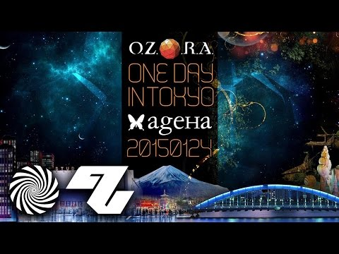 Ace Ventura - Ozora Festival One Day in Tokyo ageHa DJ Set