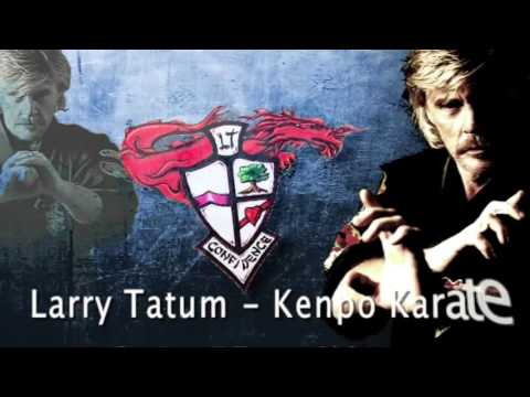 Kenpo, My Favorite Techniques. Larry Tatum