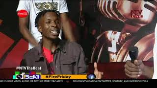 NTV The Beat: Eugy Official performing on #FireFriday with #NTVTheBeat presenters