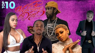 Top 10 Songs for 2019 (Valentine's Day Edition)