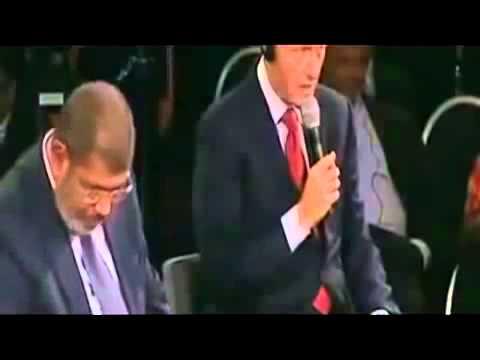 حصرررررى فضيحة محمد مرسى فى تركيا mohammed morsi in turkey